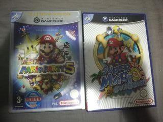 Juegos GameCube completos pal esp