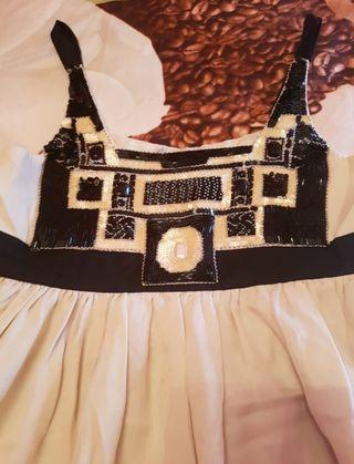 Vestido Zara joya