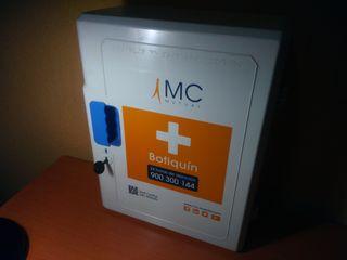 Armario Botiquín primeros auxilios
