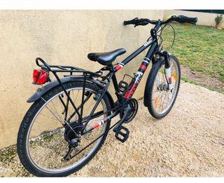 Vélo Btwin pour tout terrain