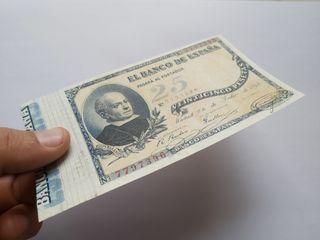 25 pesetas 1893 Jovellanos
