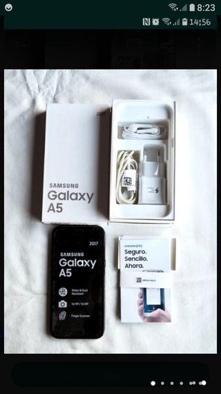 Samsung a5 negro