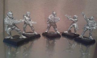 Figuras warhammer originales