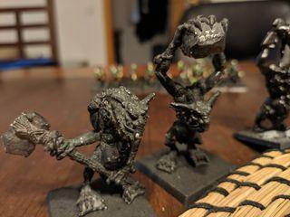 warhammer fantasy trolls de piedra