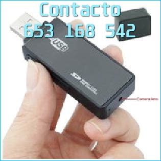 pendrive indetectable oculto