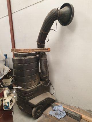 Aspirador Extractor de humo portátil con filtro