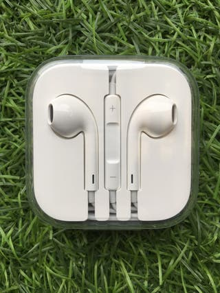 Auriculares Apple Earpods con Jack de 3.5 mm