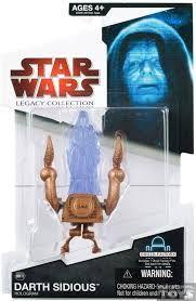 Darth Sidious (Star Wars Legacy Collection) NUEVOS
