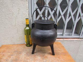 Pote gallego olla hierro 5 litros Perfecto