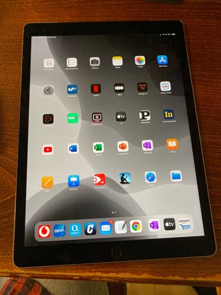 iPad Pro 12 pulgadas wifi+cellular 128gb
