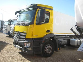 CAMION CHASIS 3 EJES EURO6