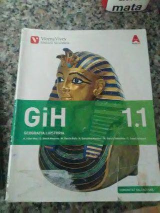 Libro de Geogradia y Historia