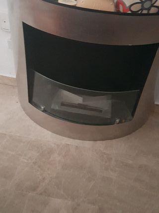 vendo chimenea de bioetanol .estilo moderna