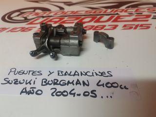 balancines Burgman 400