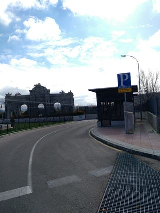 Garaje Parque Europa