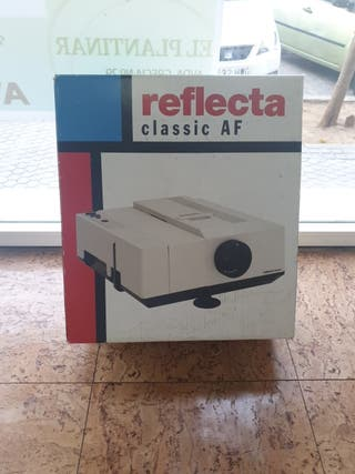 Proyector de Diapositivas Reflecta Classic AF