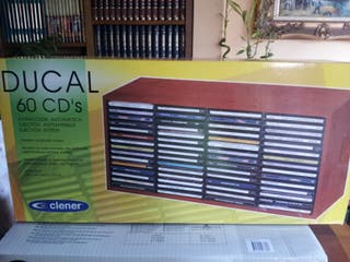Mueble porta cd's