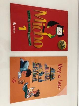 5 libros para aprender a leer niños 2-6