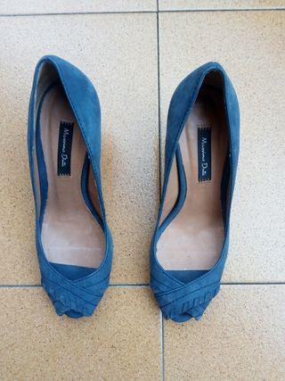 sandalias de Massimo Dutti