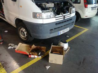 Peugeot Boxer 2.5d impecable de mecanica e itv de hoy mismo