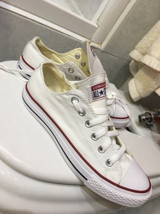 Zapatilla CONVERSE ALL STAR blanca