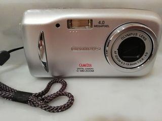 cámara fotos digital Olympus c480