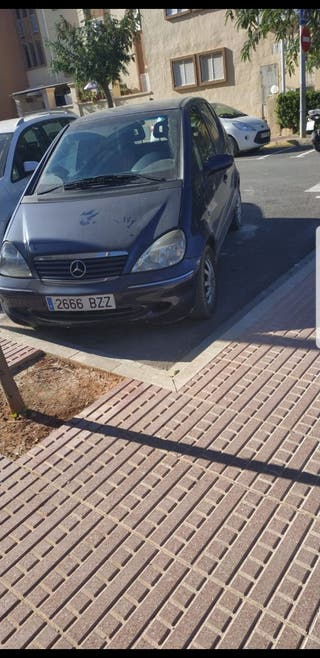 Mercedes-Benz Clase A 160
