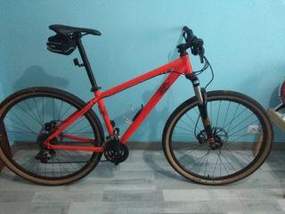 bici de montaña commencal talla M