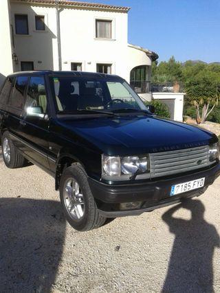 Land Rover land rover vogue 2007