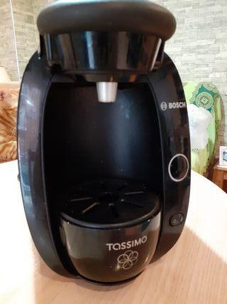 cafetera eléctrica Tassimo.