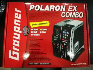 Polaron Ex Combo GROUPNER. Cargador batería