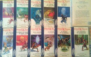 librojuegos dungeons and dragons