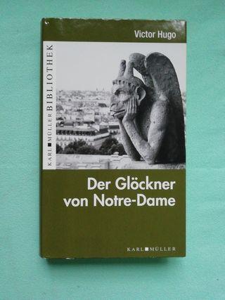 El jorobado de Notre Dame - novela en alemán
