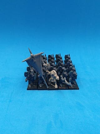 Regimiento hombres bestia gors Warhammer