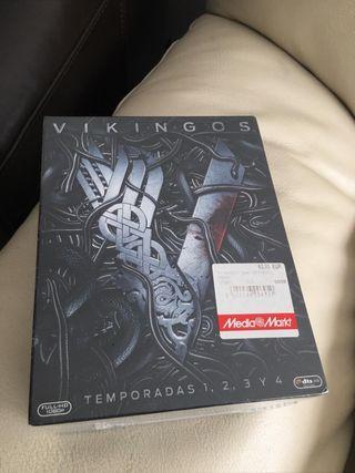serie vikingos bluray