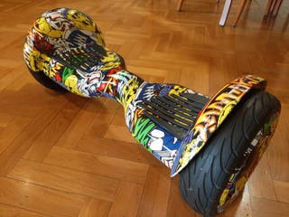 Hoverboard 4×4 Bluoko