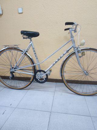 Bicicleta de paseo Orbea Laida
