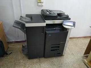 copiadora color konica minolta