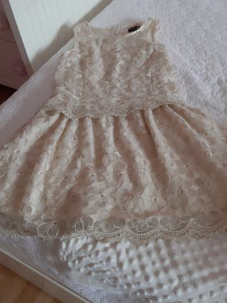 vestido fiesta.ideal boda,o para algún evento