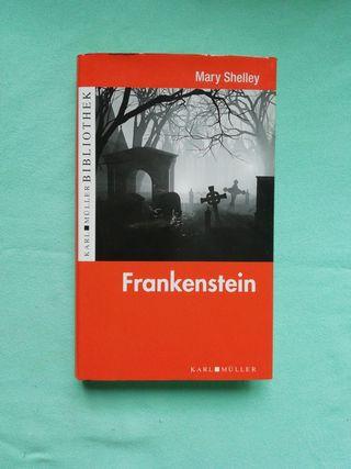 Frankenstein - novela en alemán