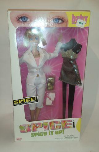 Spice Girls Muñeca Emma Bunton Baby Spice.