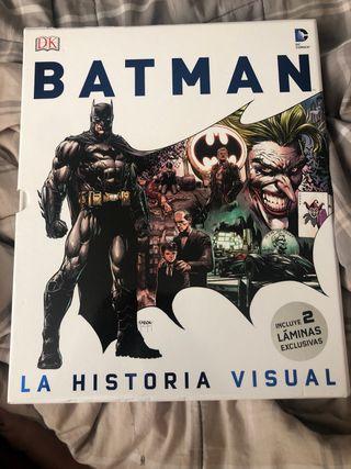 Guía sobre la historia visual de Batman y Joker