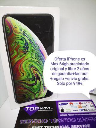 rebaja en IPhone xs max