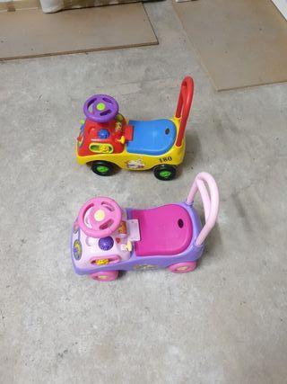 Corre pasillos bebé