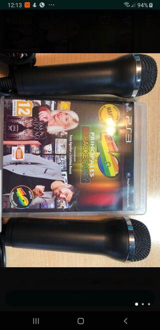 Karaoke para PS3
