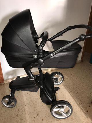Carro de bebé mima xari