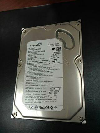 Disco duro hdd 160Gb 3,5 Sata
