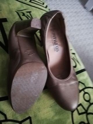 zapatos pitillos número 39