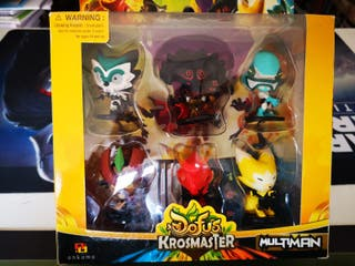 Krosmaster. Pack Multiman