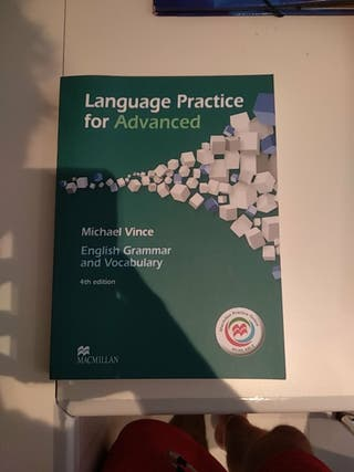 language practice for advanced! 4th edition.
